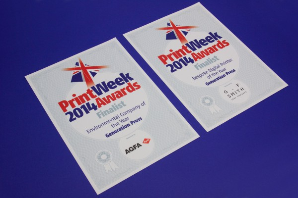 Print Week Awards