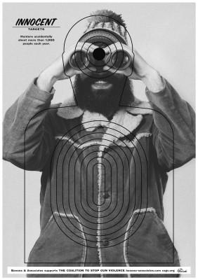 Anthony Burrill — Innocent Targets