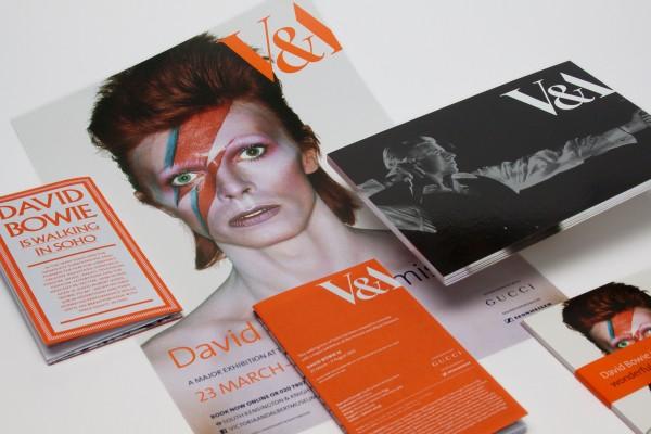 V&A – David Bowie