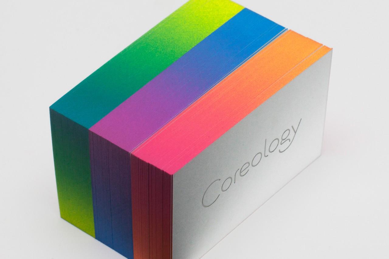 Colour edging colourmoves